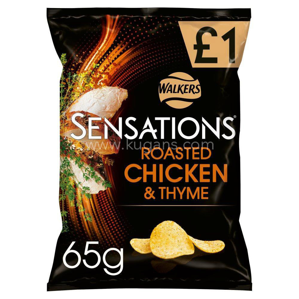 Buy cheap SENSATIONS CHICKEN & THYME Online