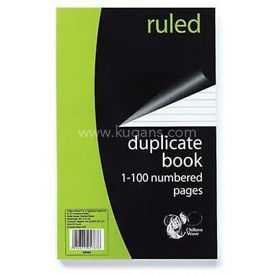 Buy cheap RULED DUPLICATE BOOK Online