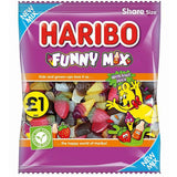 Buy cheap HARIBO FUNNY MIX 160G Online