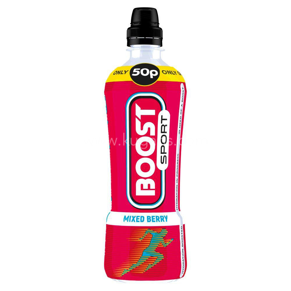 Buy cheap BOOST MIXED BERRY Online