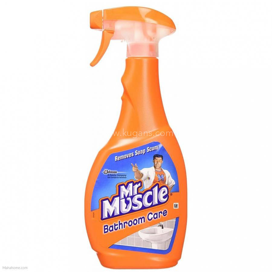 Buy cheap MR MUSCLE BATHROOM CARE 750ML Online