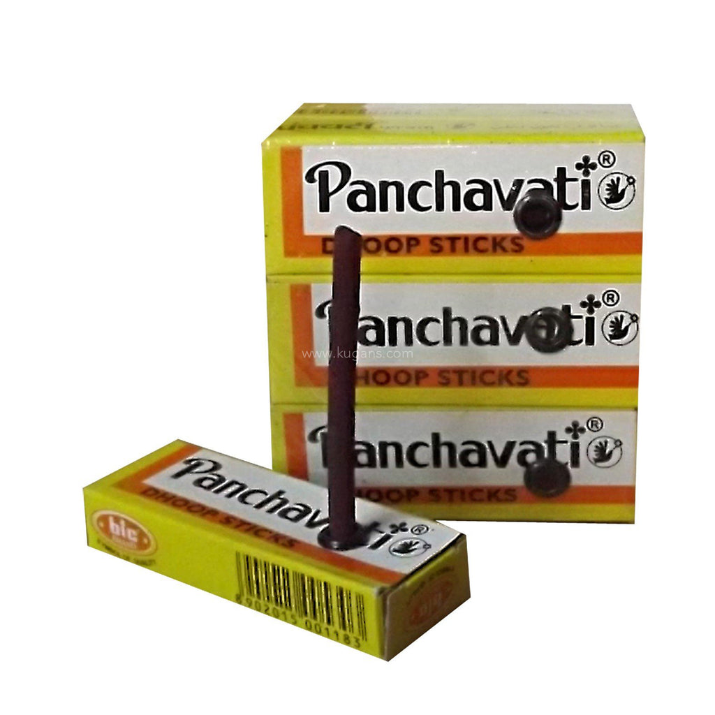 Buy cheap PANCHAVATI DHOOP STICKS 12S Online