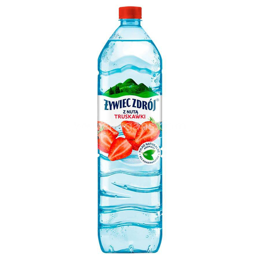 Buy cheap ZYWIEC WATER STRAWBERY FLAVR Online