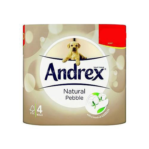 Buy cheap ANDREX NATURAL PEBBLE 4S Online