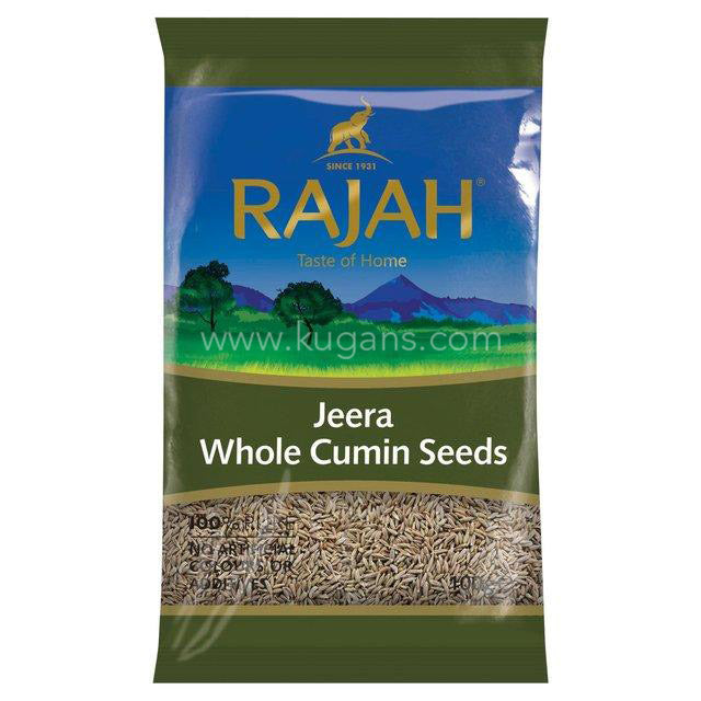 Buy cheap RAJAH JEERA WHOLE 400G Online