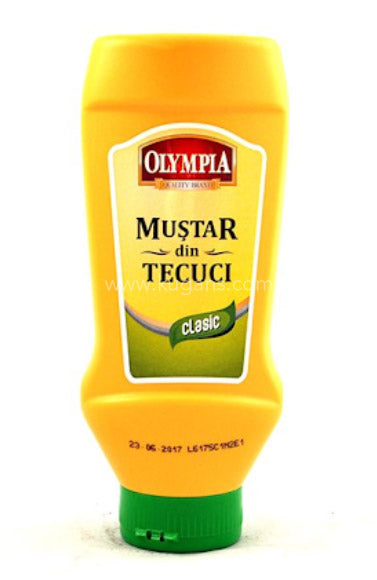 Buy cheap OLYMPIA MUSTARD PASTE 520ML Online