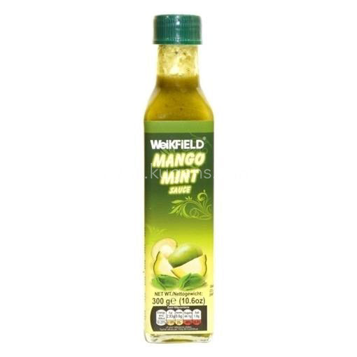 Buy cheap WEIKFIELD MANGO MINT SAUCE Online