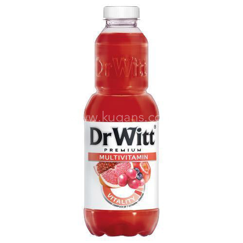 Buy cheap DR WITT RED MULTIVITAMIN Online