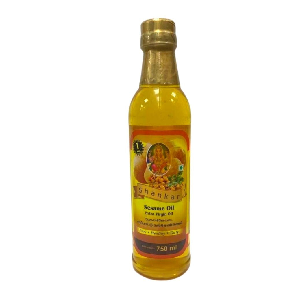 Buy cheap SHANKAR GINGELLY OIL 750ML Online