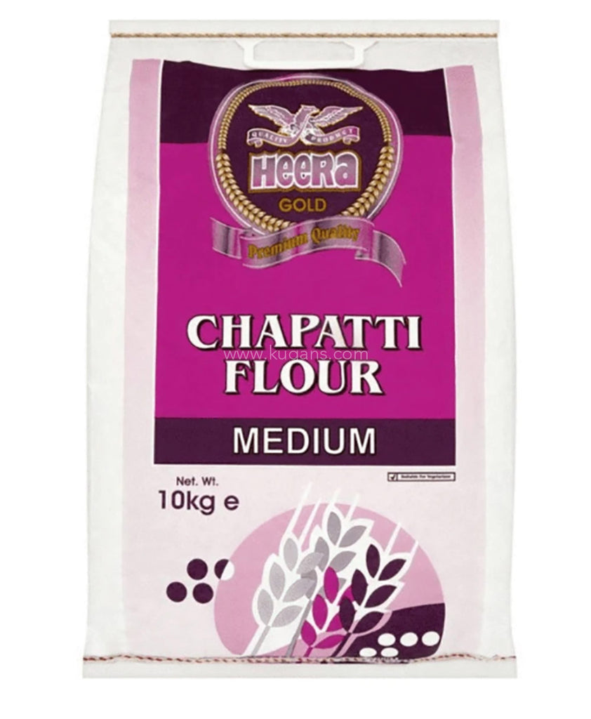 Buy cheap CHAPATAI FLOUR MEDIUM 10KG Online