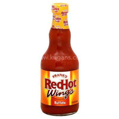 Buy cheap FRANKS HOT BUFFALO SAUCE 148G Online