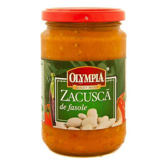 Buy cheap OLYMPIA BEAN SNACK (ZACUSCA) Online