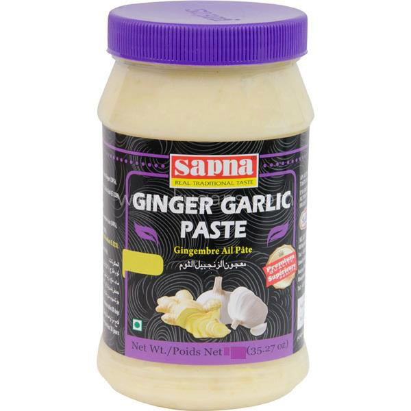 Buy cheap SAPNA GINGER GARLIC PASTE 330G Online