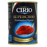 Buy cheap CIRIO TOMATO PUREE 140G Online