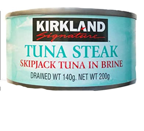 Buy cheap KIRKLAND TUNA STEAK 200G Online