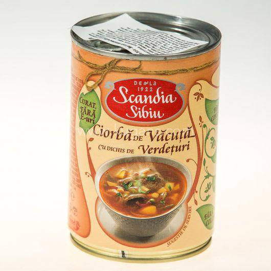 Buy cheap SCANDIA BEEF SOUP 400G Online