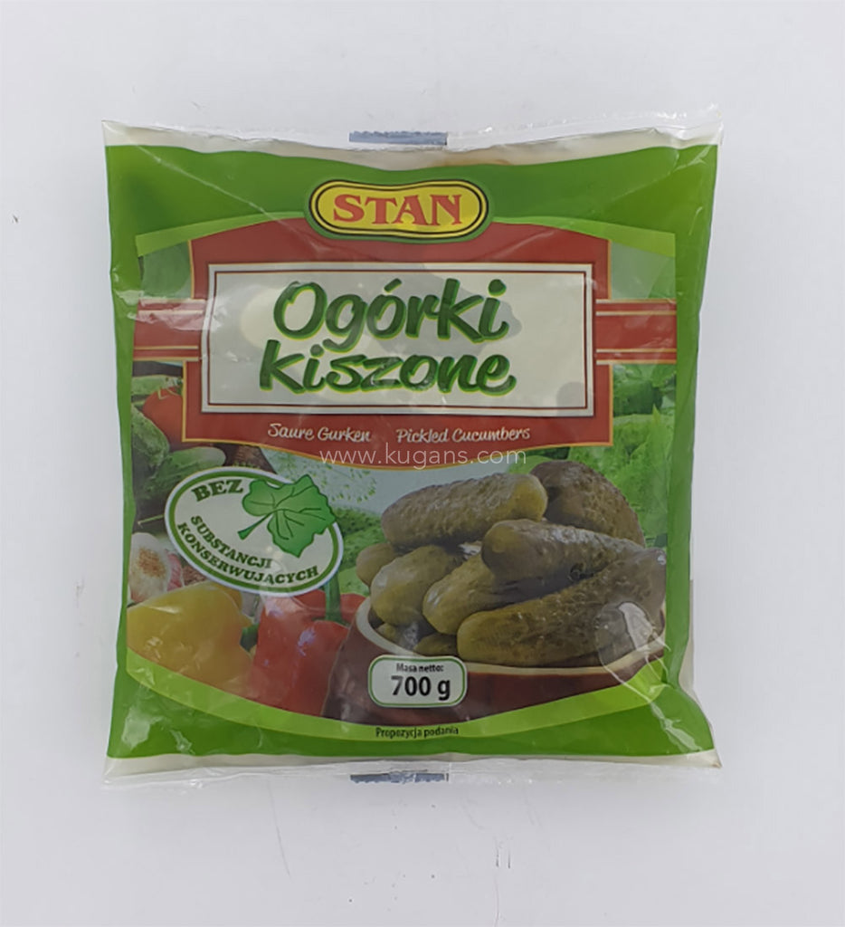 Buy cheap STAN PICKLED CUCUMBER BAG 700g Online