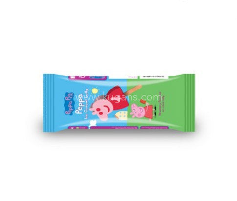 Buy cheap PEPPA PIG ICE CREAM LOLLY 32g Online