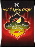 Buy cheap KOLAK HOT & SPICY CRISPS Online