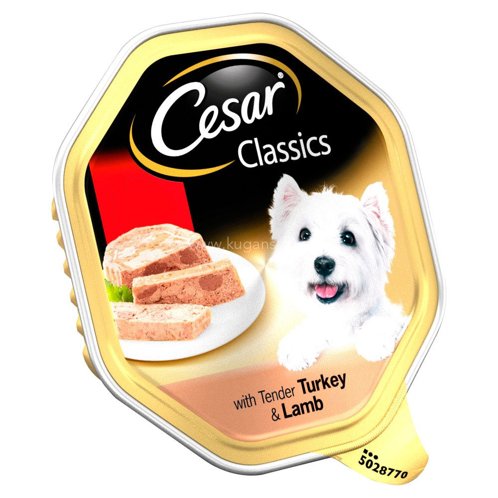 Buy cheap CESAR TURKEY/LAMB LOAF 2/150 Online