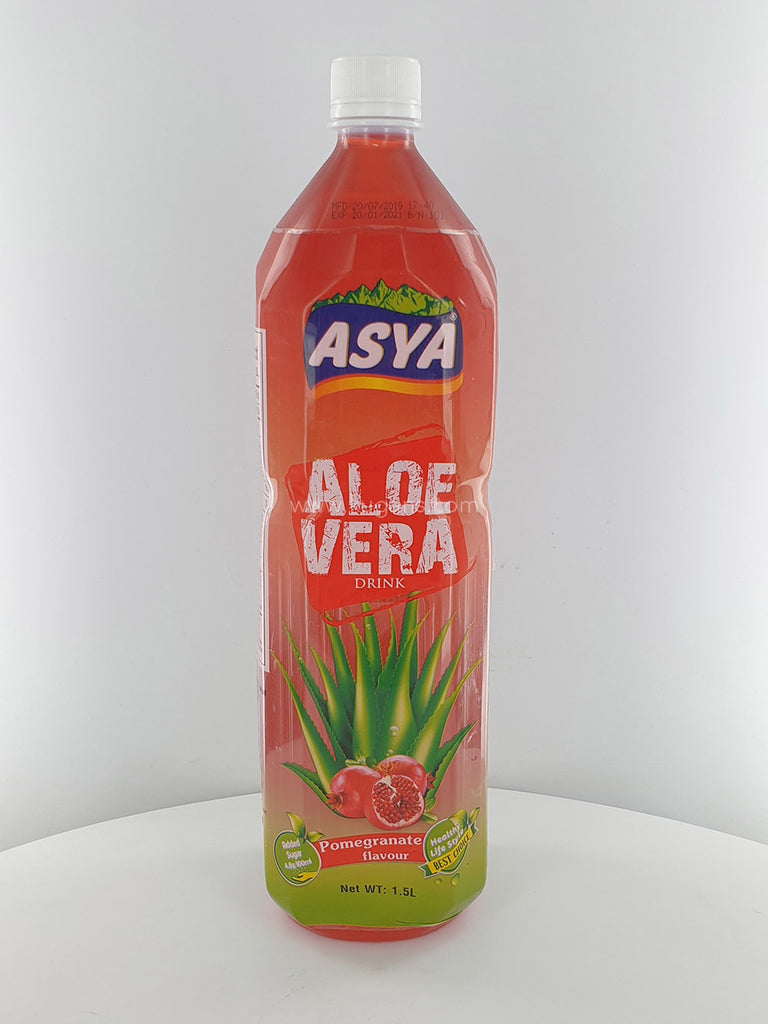 Buy cheap ASYA ALOE VERA WITH POMI 1.5L Online