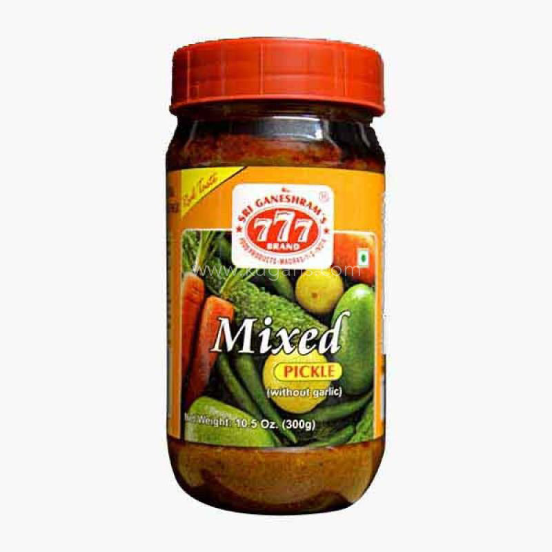 Buy cheap 777 MIXED PICKLE 300g Online