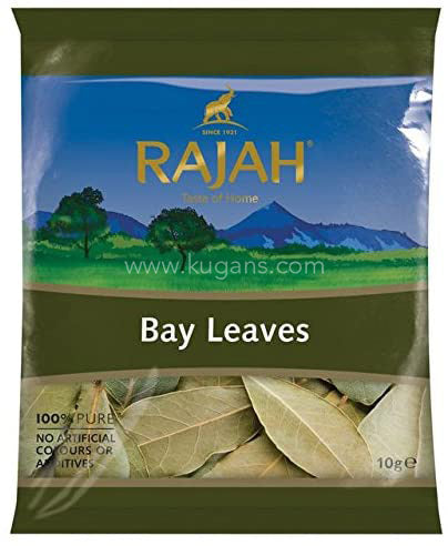 Buy cheap RAJAH BAY LEAVES 10GM Online