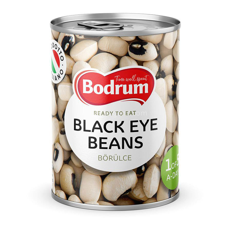 Buy cheap BODRUM BLACK EYE BEANS 400G Online
