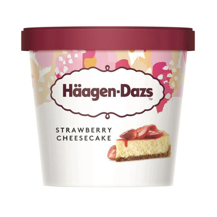 Buy cheap HAAGEN DAZS STRAWBERRY CHEESE Online