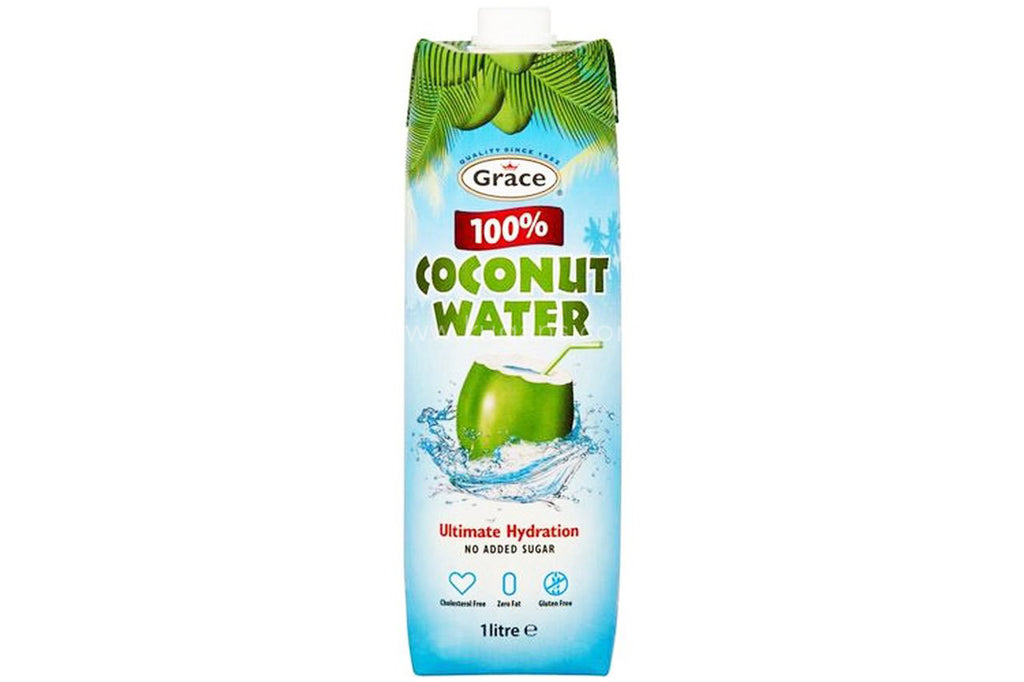 Buy cheap GRACE COCONUT WATER 1L Online