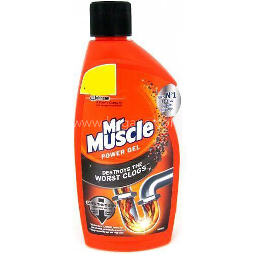 Buy cheap MR MUSCLES POWER GEL 500ML Online