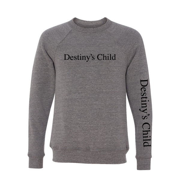 Destiny's Child DC Printed Sweater