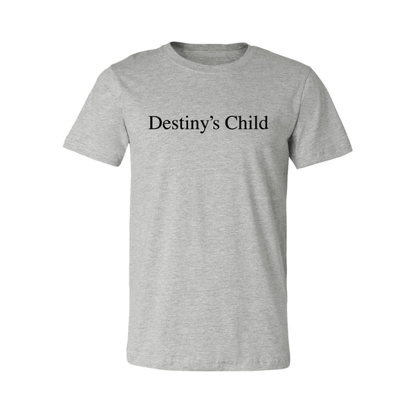 Destiny's Child DC Printed T-Shirt