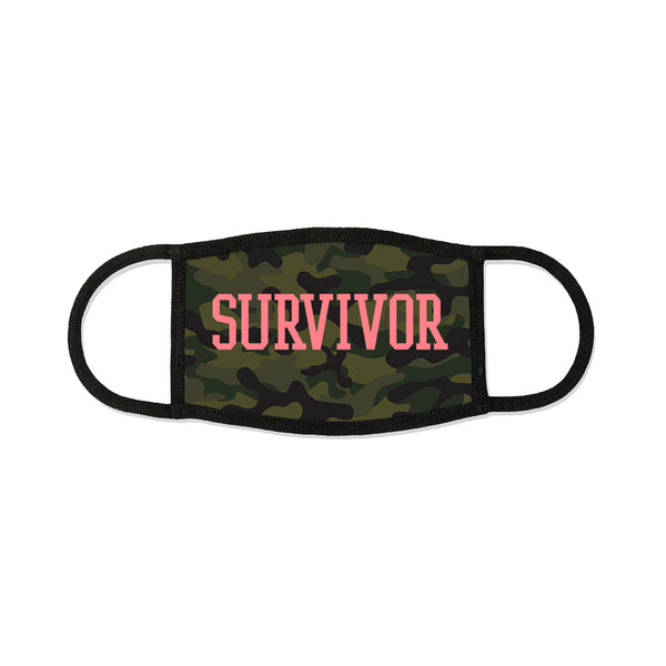 Face Mask - Survivor (Camo)