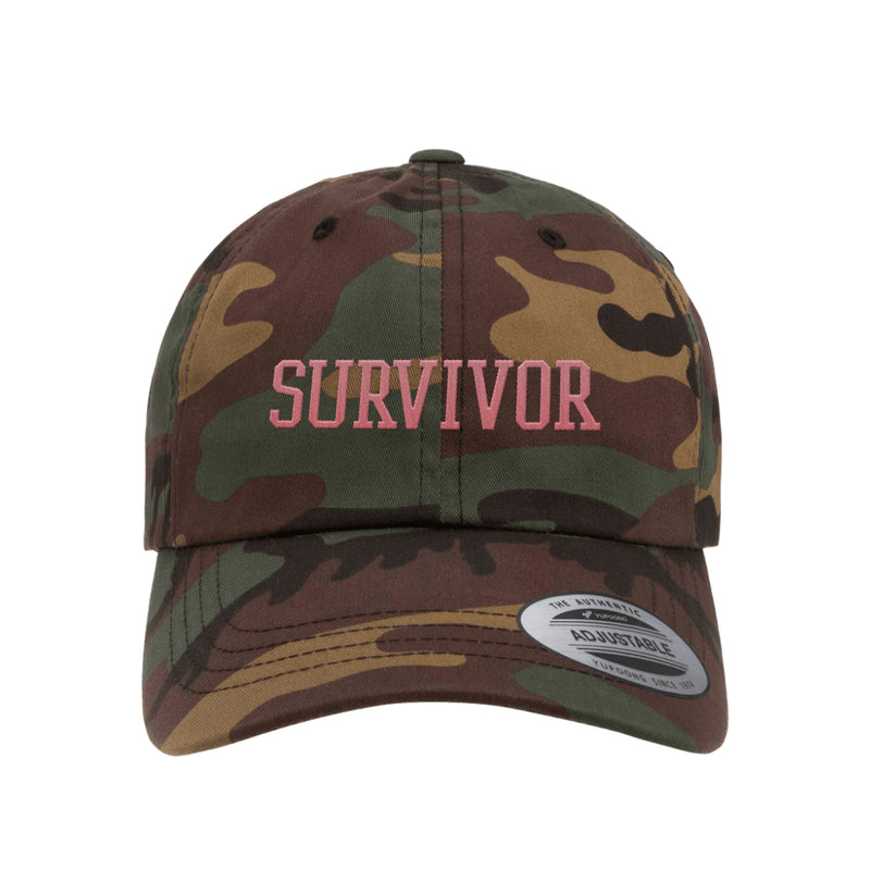 Destiny's Child Survivor Camo Polo Cap