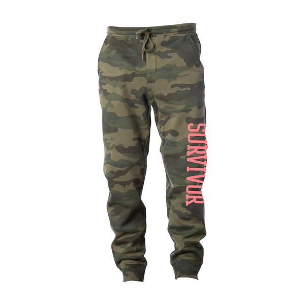 Destiny's Child Survivor Camo Sweatpants