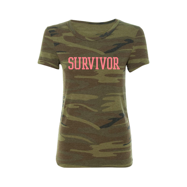 Destiny's Child Survivor Camo Tee