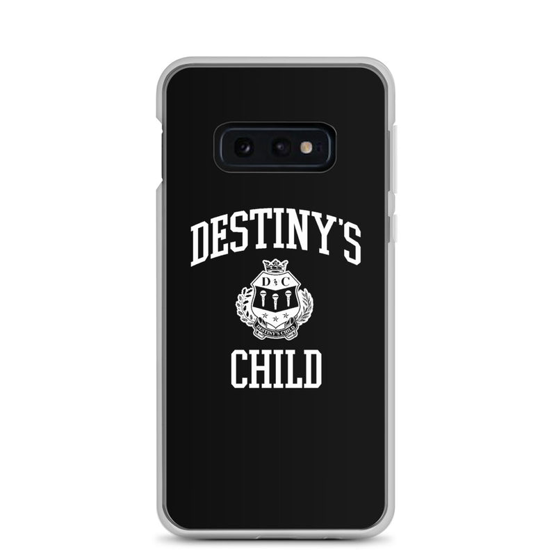 Destiny's Child Black Samsung Case