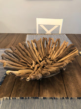 Load image into Gallery viewer, Daufuskie Driftwood Decorative Bowl