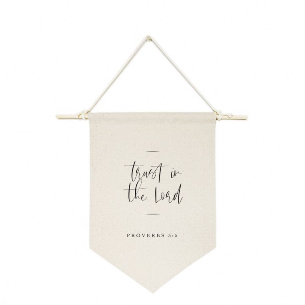 Proverbs 3:5 Wall Hanging