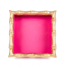 Load image into Gallery viewer, Color Block Pink Chang Mai Tray