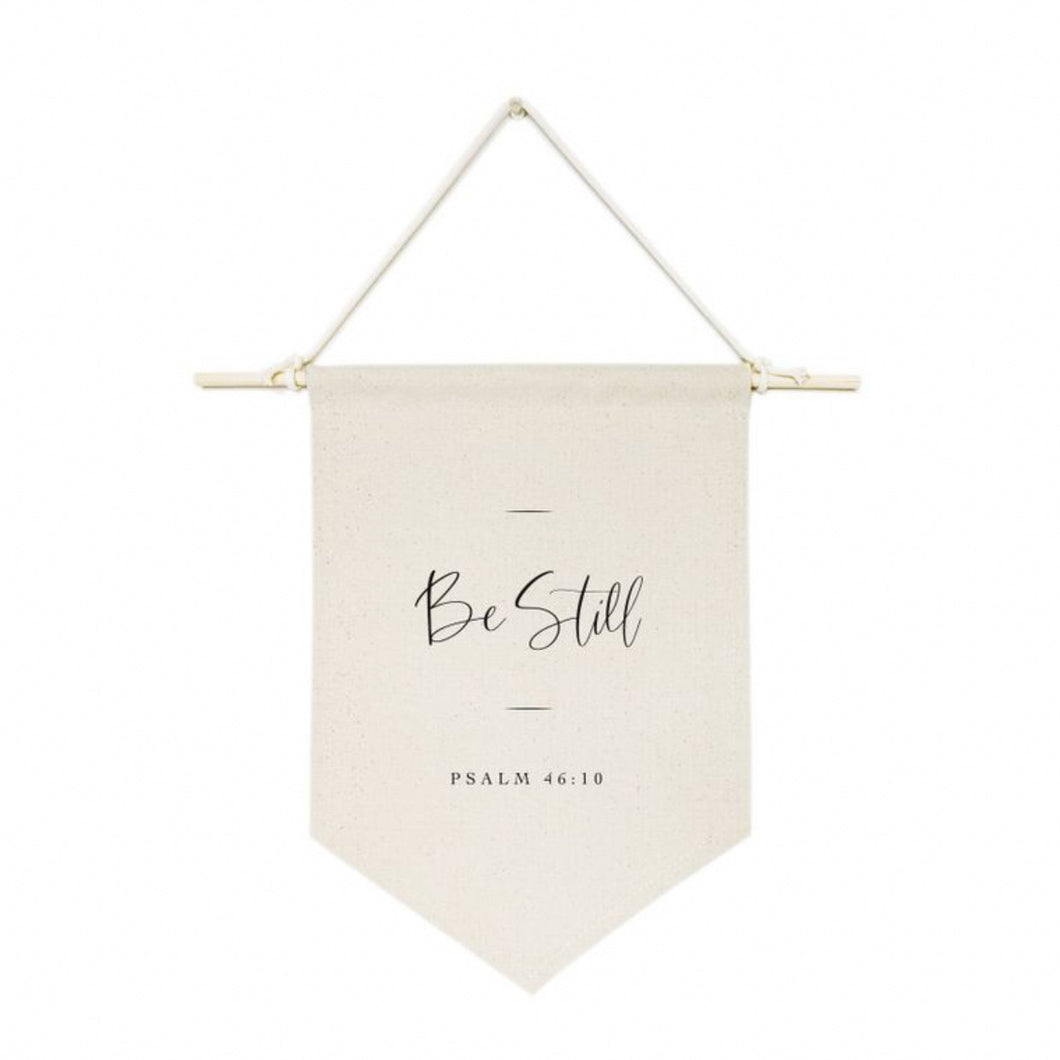 Psalm 46:10 Wall Hanging