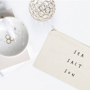 Sea Salt Sun Pouch