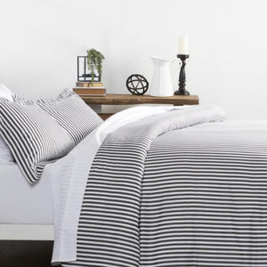 Ribbon Pattern Duvet Cover Set