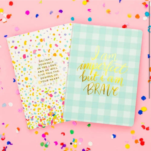 Confetti Notebook Set
