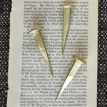 Load image into Gallery viewer, Brass Plated Forged Iron Nail - set of 3