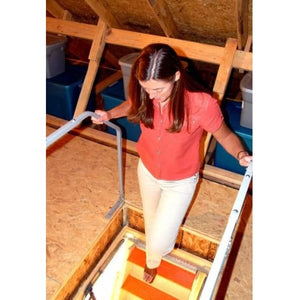 Versa Rail Model 60 Attic Ladder Safety Rail VRM60 - Attic Ladder Safety Rail
