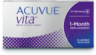 ACUVUE VITA with HydraMax-Technologie (6er Packung)