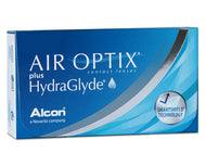 AIR OPTIX plus HydraGlyde (6er Packung)