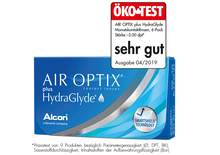 Lade das Bild in den Galerie-Viewer, AIR OPTIX plus HydraGlyde (6er Packung)